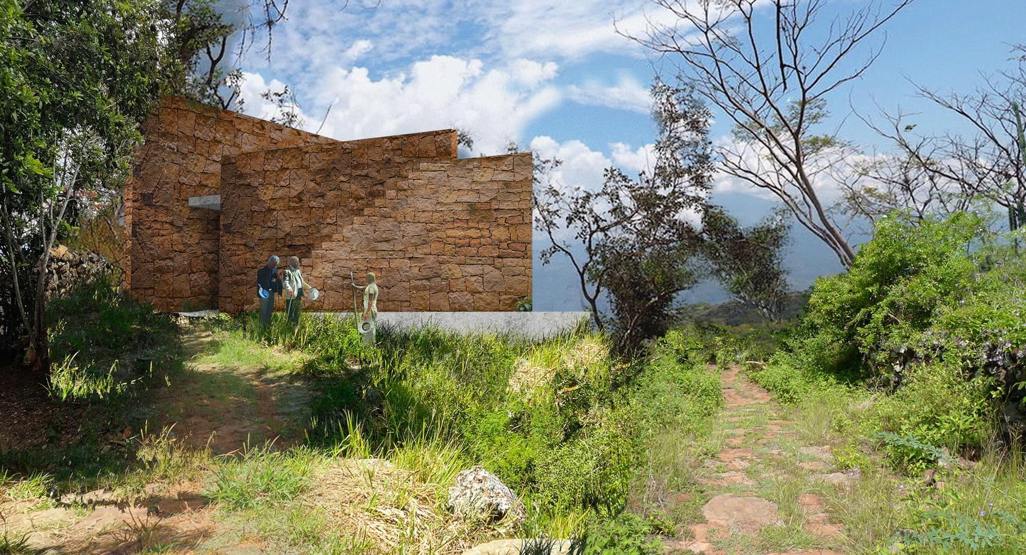 Refugio en Barichara